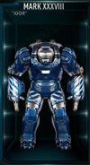 Iron Man Armor MK XXXVIII (Earth-199999)
