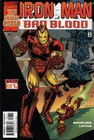 Iron Man Bad Blood Vol 1 1
