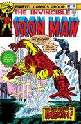 Iron Man Vol 1 87