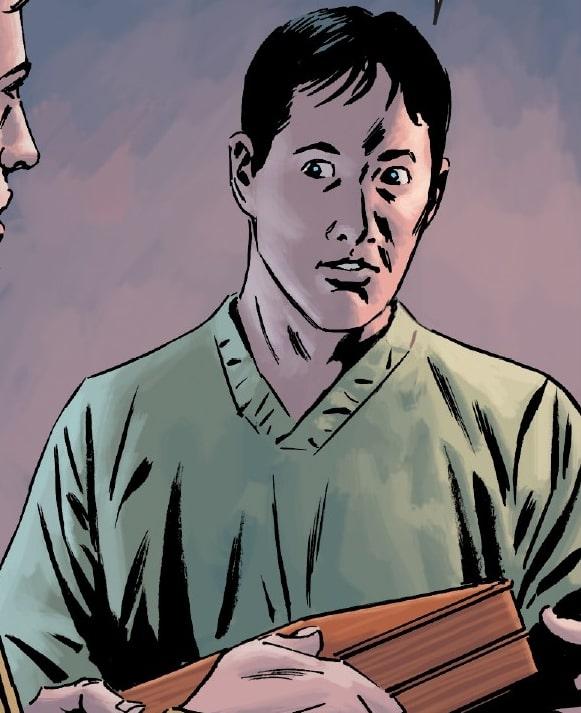 Jason Halloway (Earth-616)