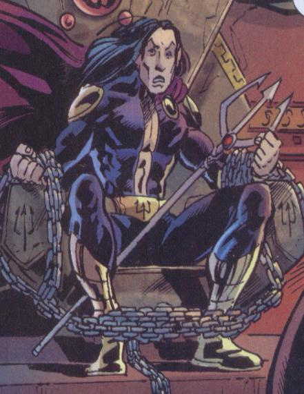 Kamar (Earth-616)