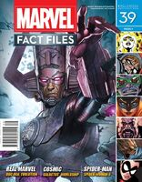 Marvel Fact Files Vol 1 39