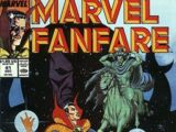 Marvel Fanfare Vol 1 41