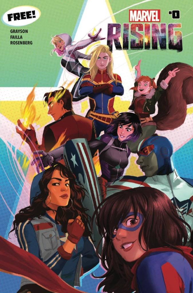 Marvel Rising Vol 1 0