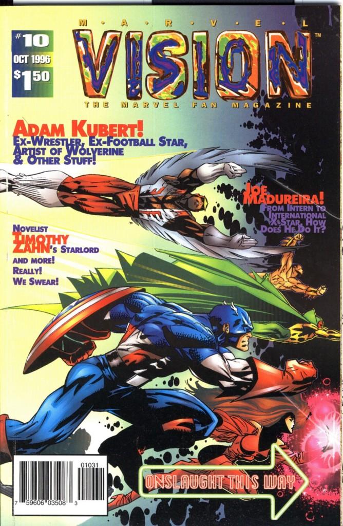 Marvel Vision Vol 1 10