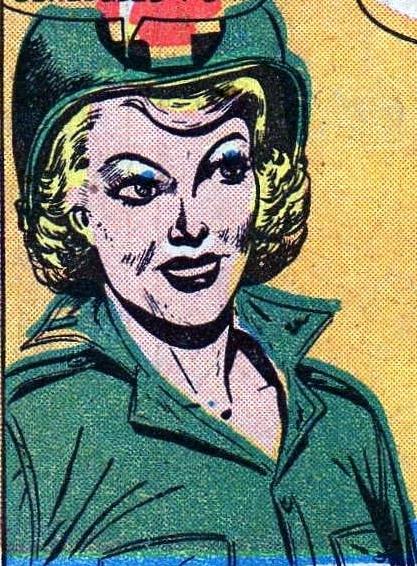 Mary Marvin (Earth-616)