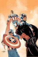Old Man Logan Vol 2 3 Captain America 75th Anniversary Variant Textless