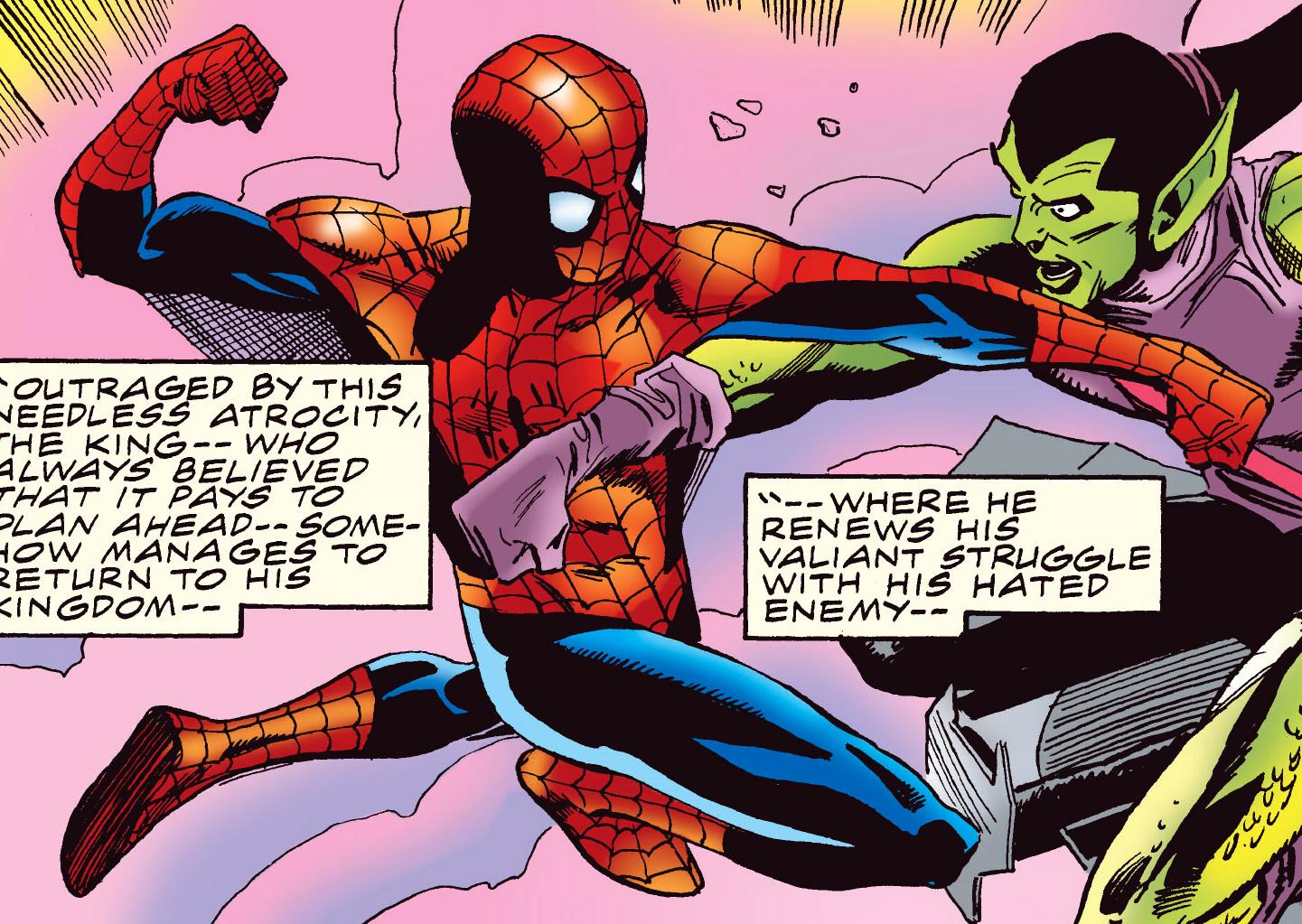 Peter Parker (Earth-TRN484)