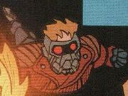 Peter Quill (Project Doppelganger LMD) (Earth-616) from Spider-Man Deadpool Vol 1 31 001.jpg