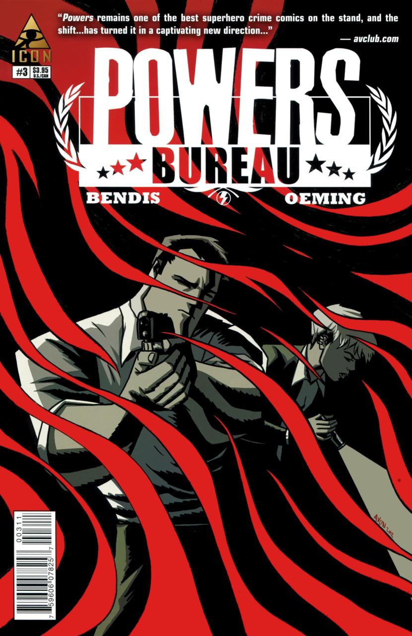 Powers: Bureau Vol 1 3