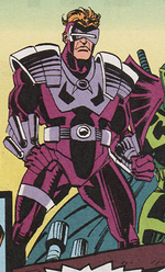 Pulse (Death Squad) (Earth-616) from Spectacular Spider-Man Vol 1 209 001.png