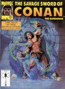Savage Sword of Conan Vol 1 201