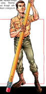 Shortpack (Earth-616) from X-Men Earth's Mutant Heroes Vol 1 1