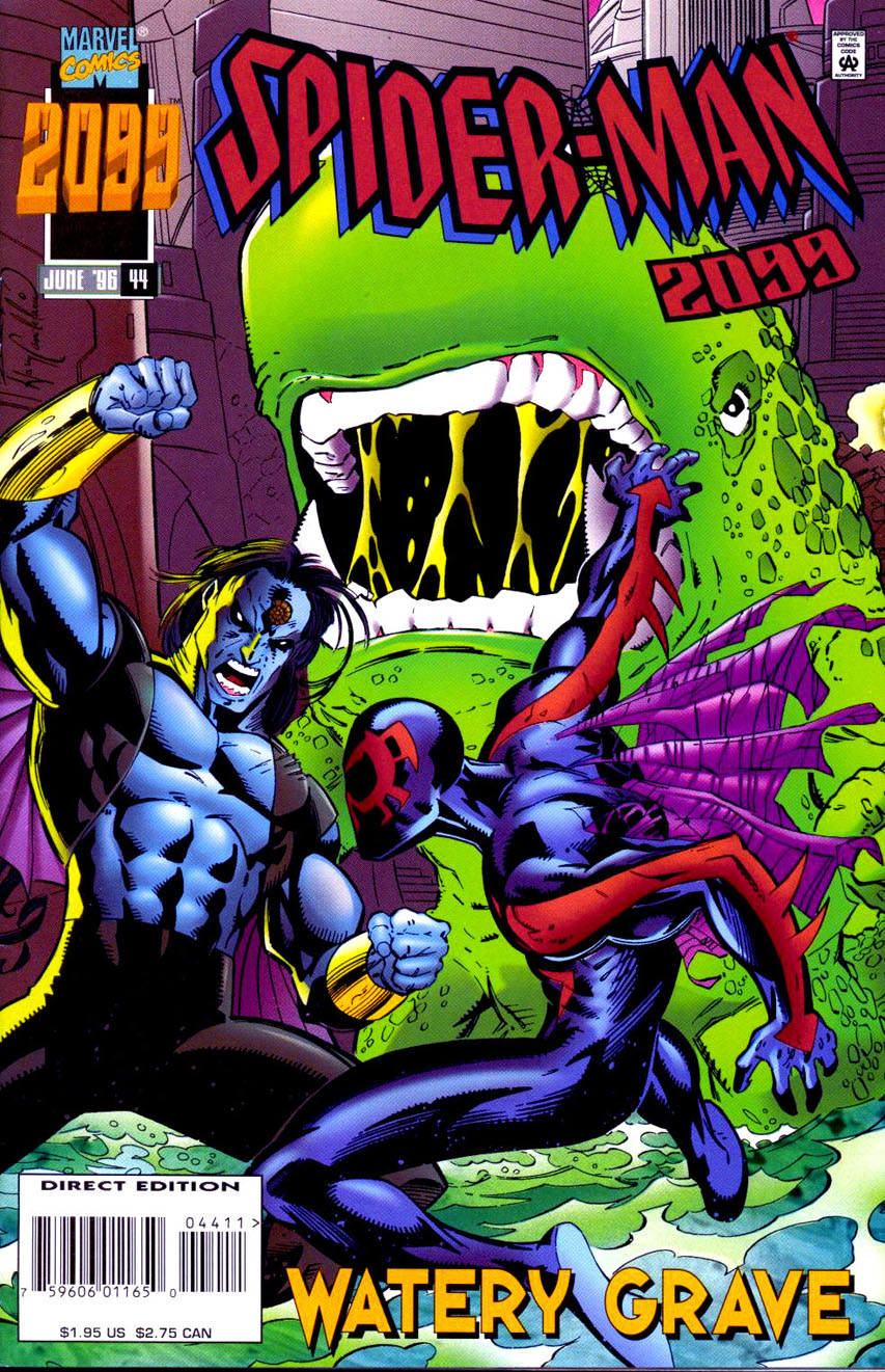 Spider-Man 2099 Vol 1 44