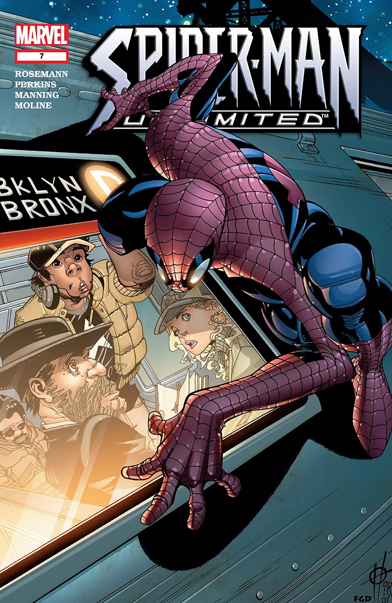 Spider-Man Unlimited Vol 3 7