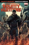 Star Wars Bounty Hunters Vol 1 1