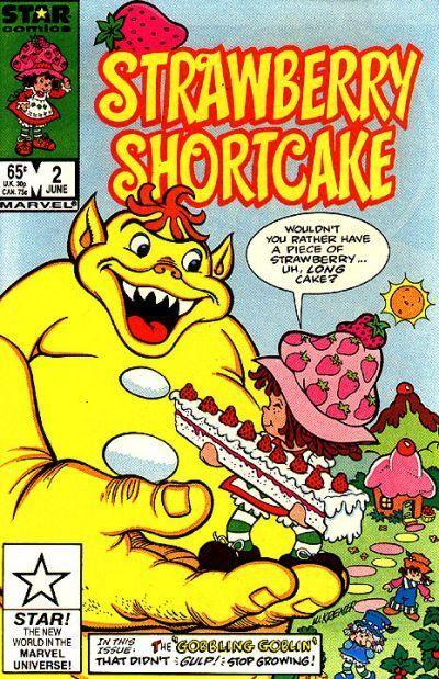 Strawberry Shortcake Vol 1 2