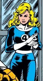 Susan Storm (Clone) (Earth-616)