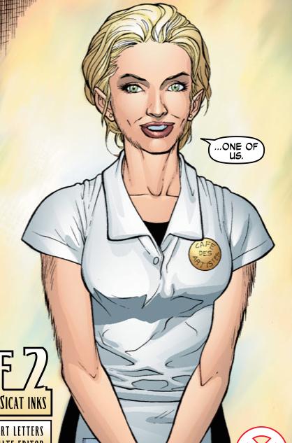 Sylvette Lauziere (Earth-616)