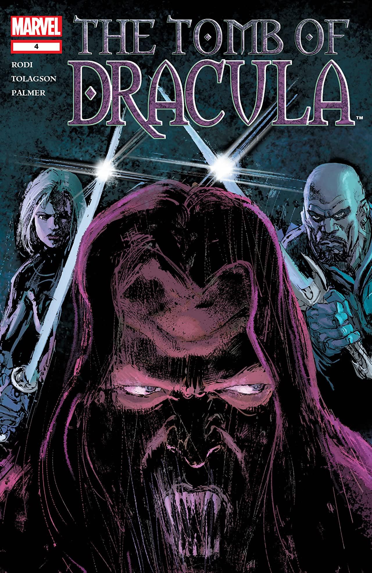 Tomb of Dracula Vol 4 4