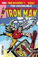True Believers Iron Man 2020 - War Machine Vol 1 1