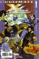 Ultimate X4 Vol 1 1