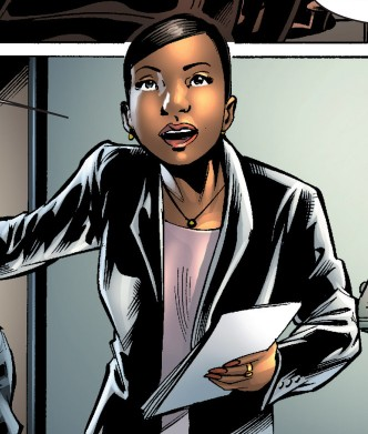 Veronique Guerrero (Earth-616)
