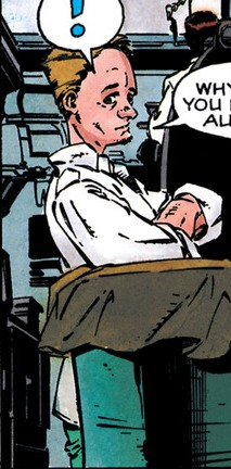 William Hansen (Earth-616)