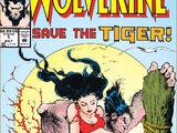 Wolverine: Save the Tiger! Vol 1 1