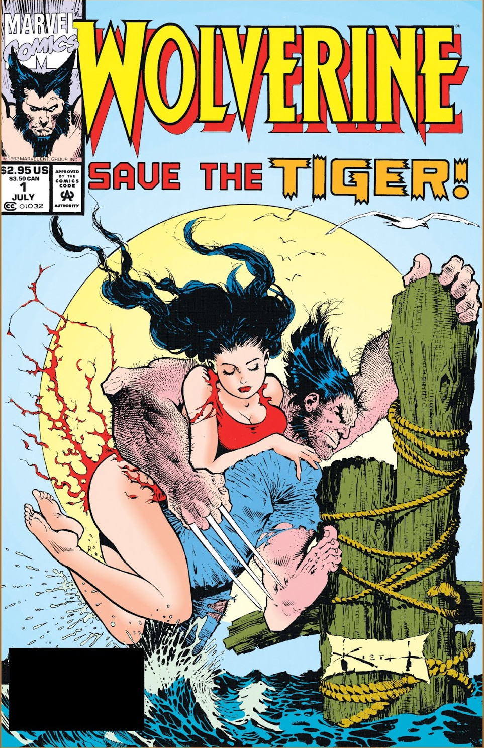 Wolverine: Save the Tiger! Vol 1 1