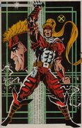 X-Force Annual Vol 1 3 Pinup 3