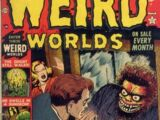 Adventures into Weird Worlds Vol 1 6