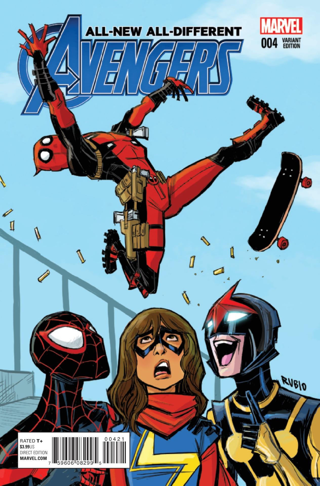 All-New, All-Different Avengers Vol 1 4 Deadpool Variant.jpg