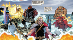 Avengers (1,000 AD) (Earth-616) from King Thor Vol 1 4 001.png