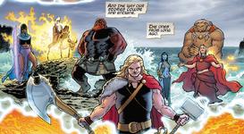Avengers (1,000 AD) (Earth-616)
