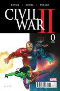 Civil War II Vol 1 0 Ribic Variant
