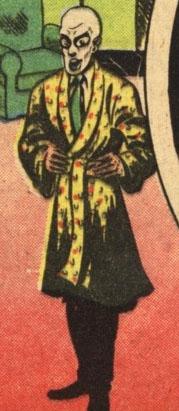 Dalt Kendall (Earth-616)
