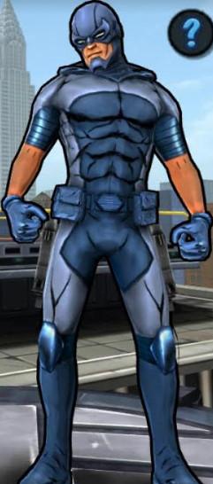 Damon Ryder (Earth-TRN461)