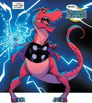 Devil Dinosaur (Earth-78411) from Moon Girl and Devil Dinosaur Vol 1 43 001