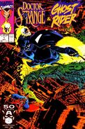 Doctor Strange Ghost Rider Special Vol 1 1
