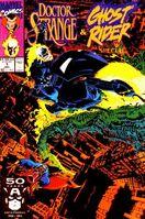 Doctor Strange Ghost Rider Special Vol 1 1