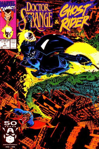 Doctor Strange / Ghost Rider Special Vol 1 1
