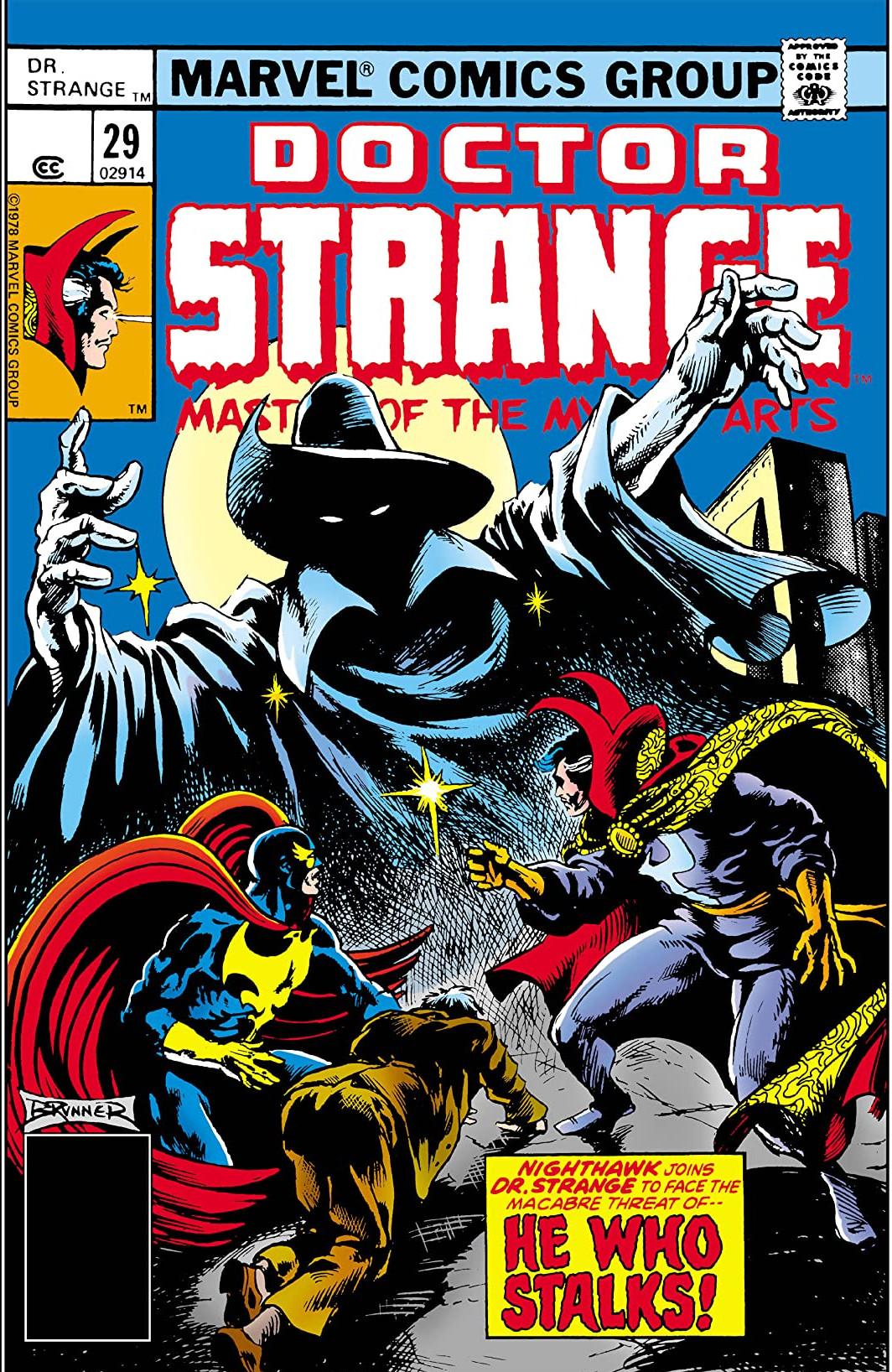Doctor Strange Vol 2 29