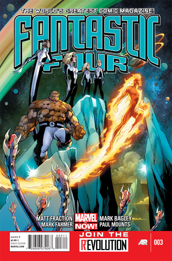Fantastic Four Vol 4 3