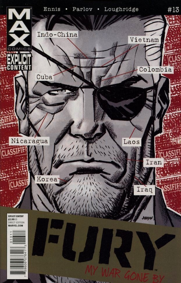 Fury: MAX Vol 1 13