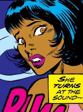 Gail Paris (Earth-616)