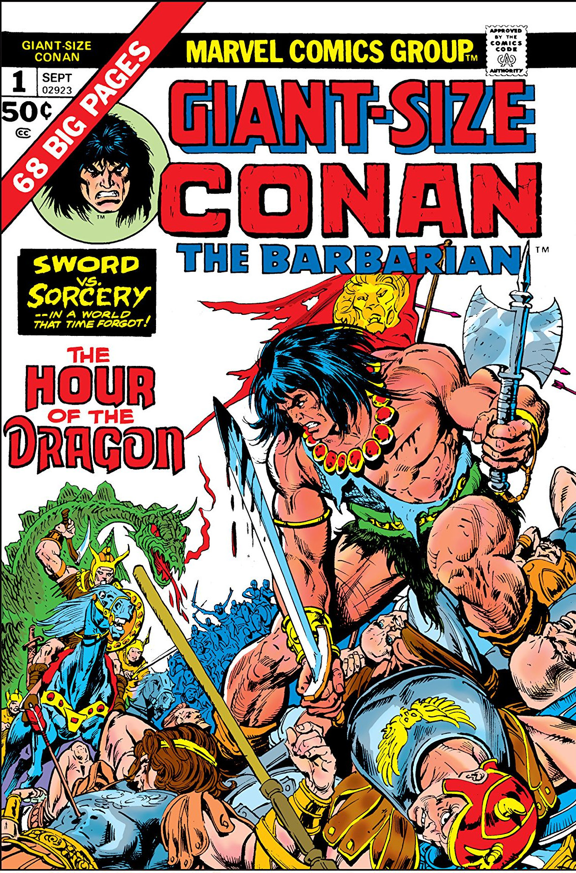 Giant-Size Conan Vol 1