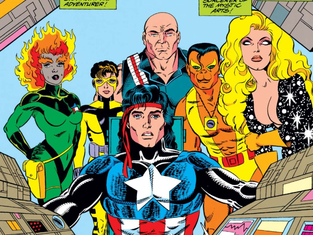 Guardians of the Galaxy (Earth-691) from Guardians of the Galaxy Annual Vol 1 3 0001.jpg
