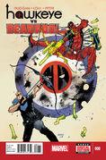 Hawkeye vs. Deadpool Vol 1 0