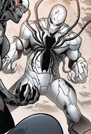 Hive (Poisons) (Earth-17952) Members-Poison Spider-Man from Venomverse Vol 1 1 001.png